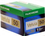 Fuji Velvia 50 iso 35mm 36 exposure Colour Slide Camera Film.